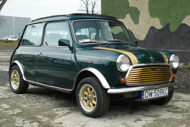 Miniaki Mini Classic W Biegu