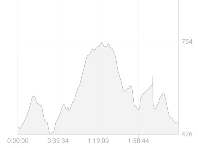 Profil półmaratonu w Jedlinie Zdrój